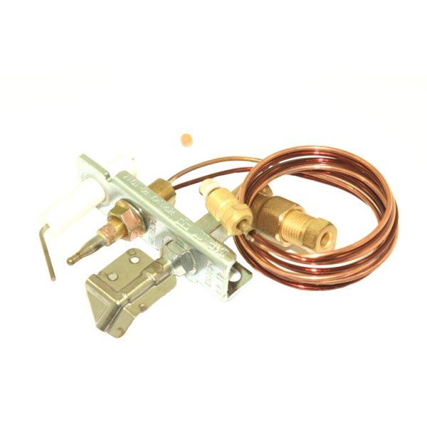 Pilot Assembly Kit : Pilot assembly kit gas boiler parts