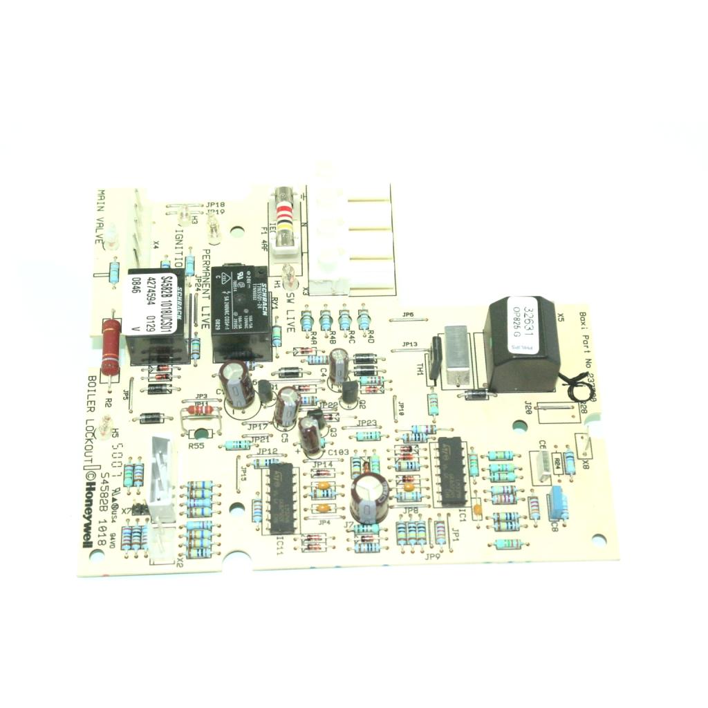Pcb Printed Circuit Board Electric Gas Boiler Parts 237730 P C B