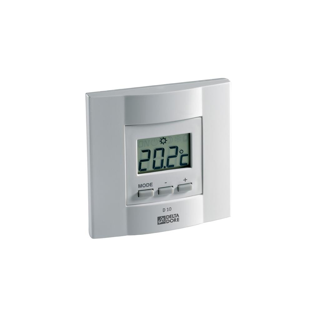 delta dore d10 digital room thermostat gas boiler parts. Black Bedroom Furniture Sets. Home Design Ideas