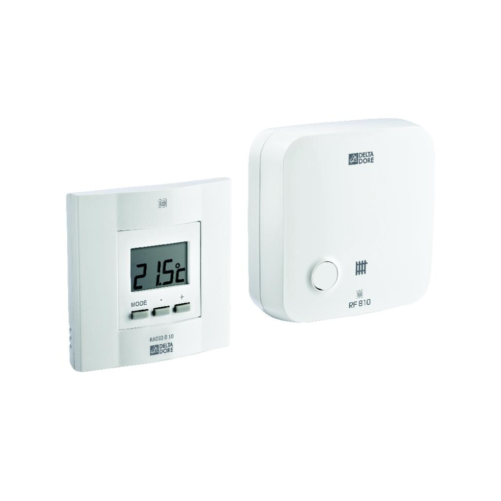 delta dore d10w rf digital room thermostat gas boiler parts. Black Bedroom Furniture Sets. Home Design Ideas