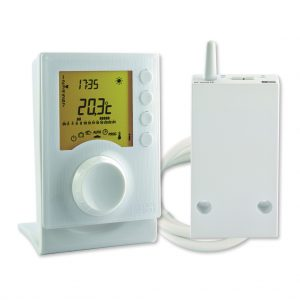 6053007 - Delta-Dore-Tybox-137-Wireless-Programmable-Thermostat-with-pre-cabled-Receiver