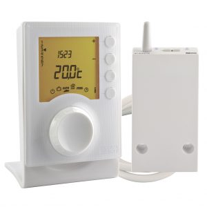 6053010 - Delta-Dore-Tybox-237-Wireless-Programmable-Thermostat-6-Temperature-settings