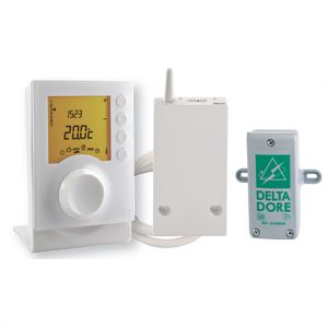 6053012 - Delta-Dore-Tybox-337-Wireless-Programmable-Thermostat-with-Wireless-Outdoor-Weather-Compensator
