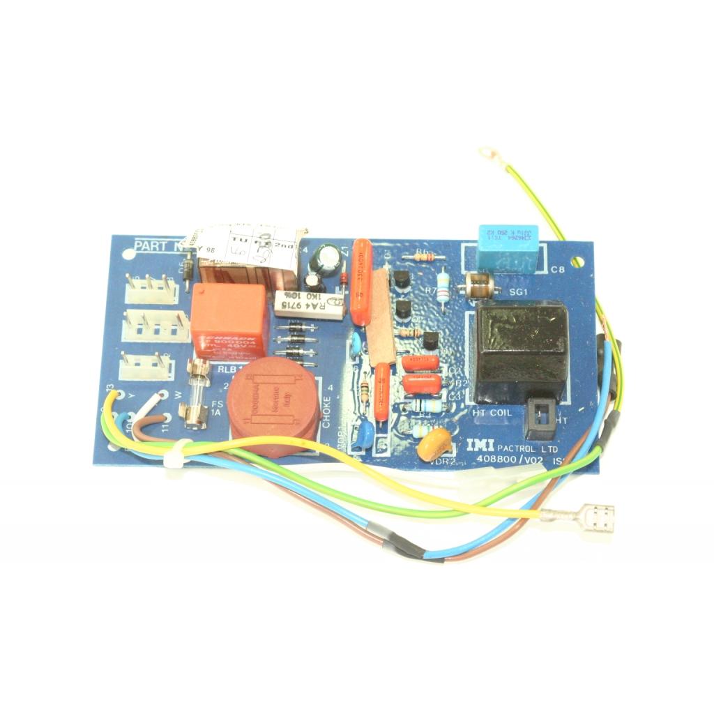 P.C.B , Control . | Gas Boiler Parts