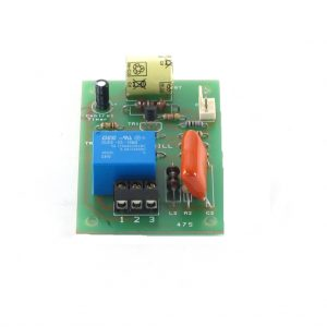 XB050 - P-C-B-Heating-Time-Clock