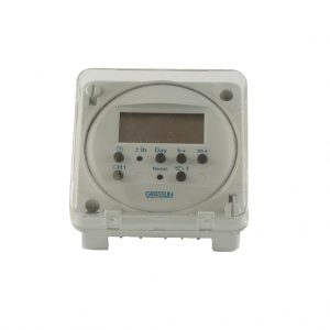 XB215 - Clock-Electro-Mechanical-Grasslin