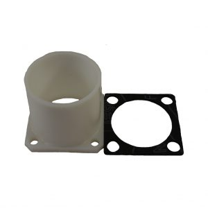 C08107000 - Air-Inlet-Spigot-Assembly-includes-Gasket
