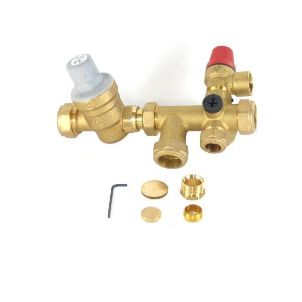 KSI12506000 - Cold-Water-Manifold-Set