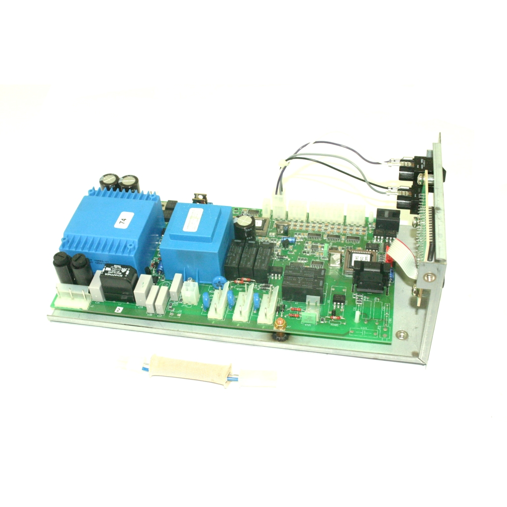 Electronic Control Assembly : Electronic controls assembly originally part number