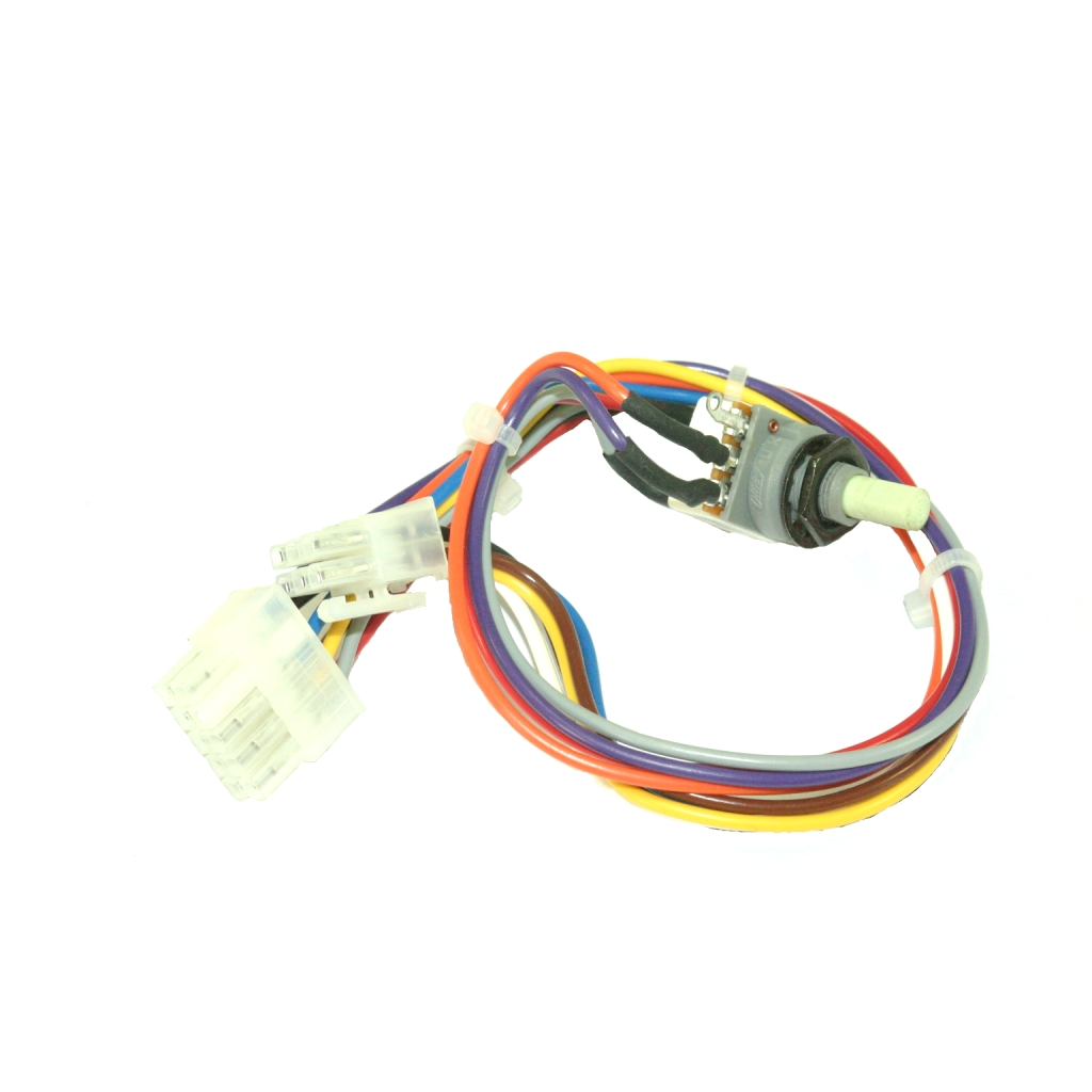 Potentiometer Wiring Harness Assembly Gas Boiler Parts Wire Asembly 840072