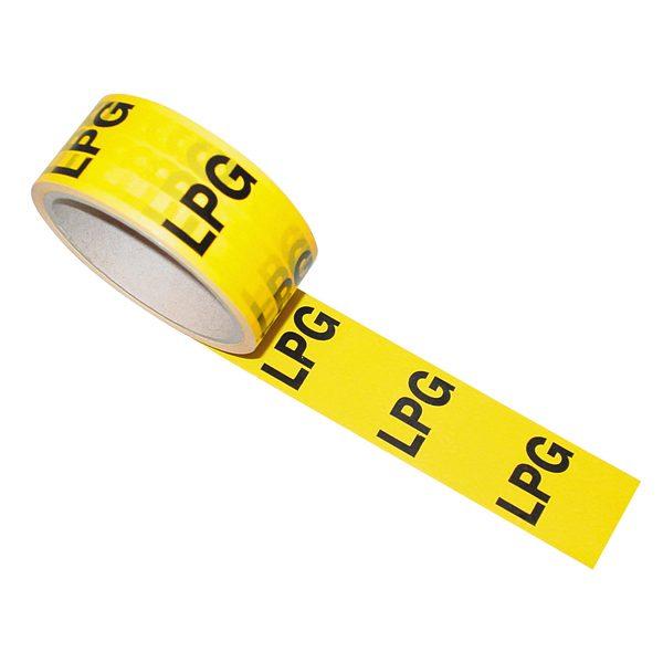 REGA55 - -LPG-Identification-Tape-38mm-x-33mtr-A55